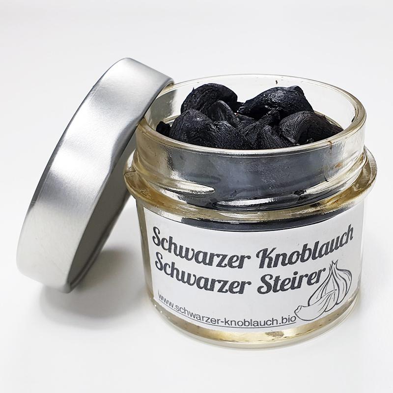 Schwarzer Knoblauch - Schwarzer Steirer